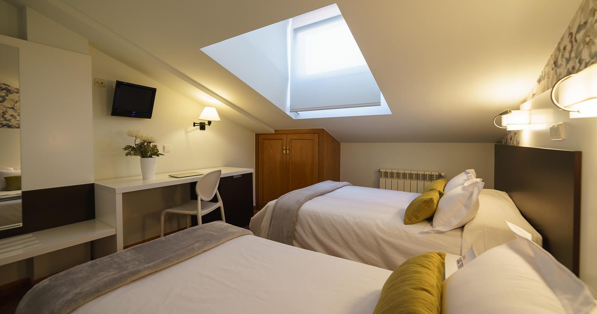 Las Terrazas Hotel In Burgos Official Website